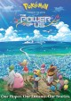 Cover for Pokémon the movie. The power of us