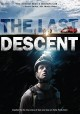 Cover for The last descent