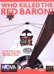 Cover for Who killed the red baron?