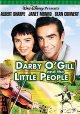 Cover for Darby O'Gill and the little people