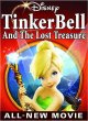Cover for Tinker Bell and the lost treasure