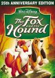 Cover for The fox and the hound