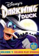 Cover for Darkwing Duck.
