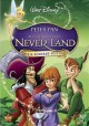 Cover for Peter Pan in Return to Never-Land