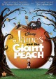 Cover for James and the giant peach