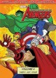 Cover for The Avengers, Earth's mightiest heroes.
