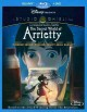 Cover for The secret world of Arrietty