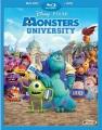Cover for Monsters University