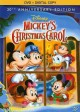 Cover for Mickey's Christmas carol
