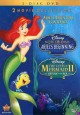 Cover for The little mermaid. Ariel's beginning: and The little mermaid. II, Return t...