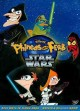 Cover for Phineas & Ferb. Star wars