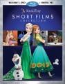 Cover for Walt Disney animation studios short films collection.
