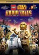 Cover for Lego star wars. Droid tales.