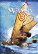 Cover for Moana