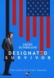 Cover for Designated survivor. The complete first season