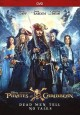 Cover for Pirates of the Caribbean: Dead Men Tell No Tales