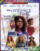 Cover for A wrinkle in time