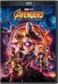 Cover for Avengers: infinity war