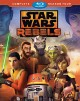 Cover for Star Wars rebels. Complete season four.