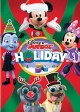 Cover for Disney junior holiday.