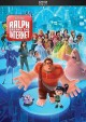 Cover for Ralph breaks the internet