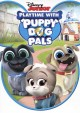 Cover for Puppy dog pals. Playtime with puppy dog pals