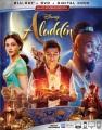 Cover for Aladdin (2019).