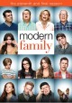 Cover for Modern family. The eleventh and final season.