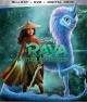 Cover for Raya and the Last Dragon