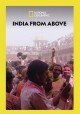 Cover for India From Above