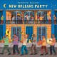 Cover for Putumayo presents New Orleans party.
