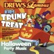 Cover for Kids trunk or treat Halloween party music.