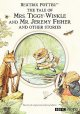 Cover for The tale of Mrs. Tiggy-Winkle and Mr. Jeremy Fisher and other stories