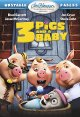 Cover for 3 pigs and a baby