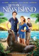 Cover for Return to Nim's island