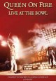 Cover for Queen on fire: live at the Bowl