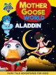 Cover for Mother Goose world. Aladdin