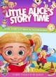 Cover for Little Alice's Storytime: Alice's Adventures in Wonderland