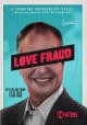 Cover for Love fraud.