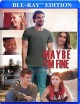 Cover for Maybe I'm fine