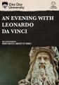 Cover for An evening with Leonardo Da Vinci.