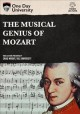 Cover for The musical genius of Mozart.