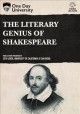 Cover for The literary genius of Shakespeare.