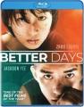 Cover for Better days = Shao nian de ni