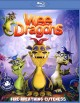 Cover for Wee Dragons