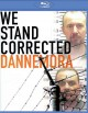 Cover for We Stand Corrected: Dannemora