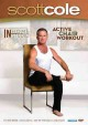 Cover for Scott Cole in Home/In Studio: Active Chair Workout