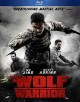 Cover for Wolf warrior