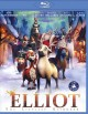 Cover for Elliot: the littlest reindeer