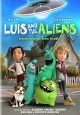 Cover for Luis and the aliens